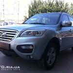 Lifan X60 начал продажи в Украине