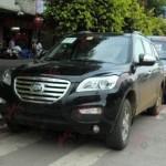 Lifan SUV замечен на дорогах
