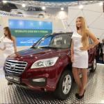Премьера Lifan X60 на ММАС-2012