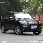 названа стоимость Lifan X60 в России