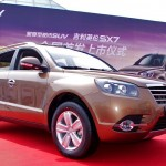 Geely Englon SX7