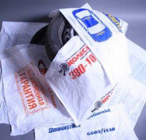 Хранение шин в пакетах продлит их службу и оттянет момент пластификации резины